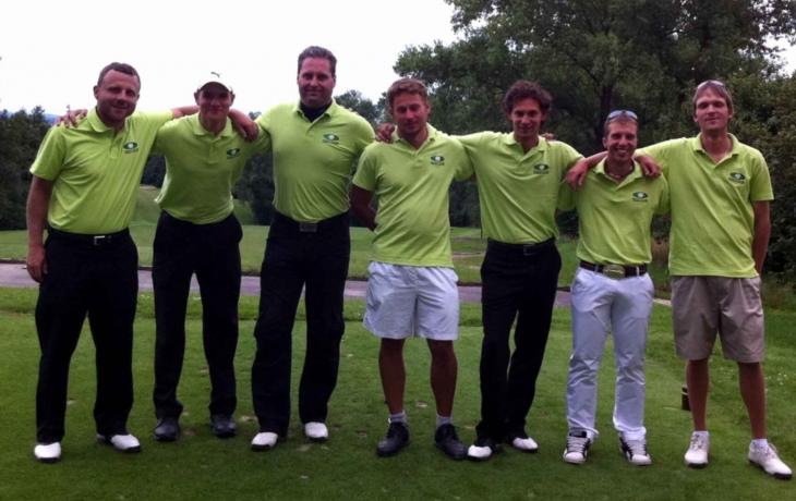 Golfistům unikl postup o vlásek