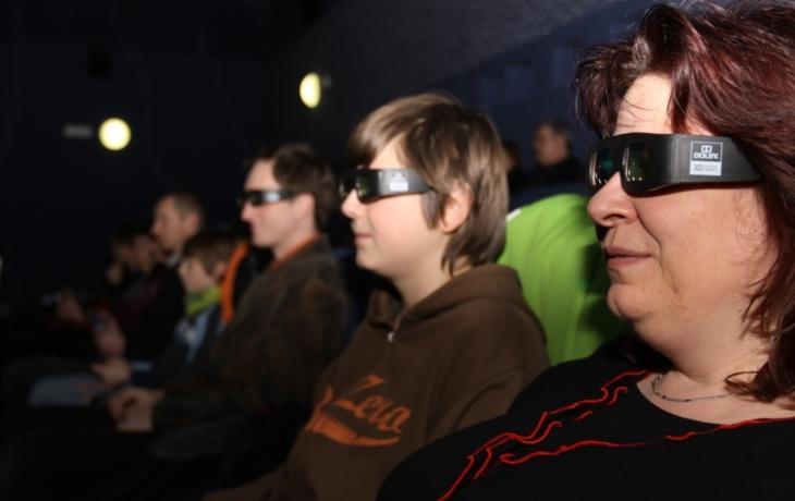 Soumrak kin odvrací digitalizace