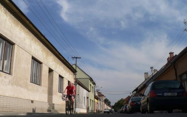 Sportovní a U Potoka už nejsou pihou města
