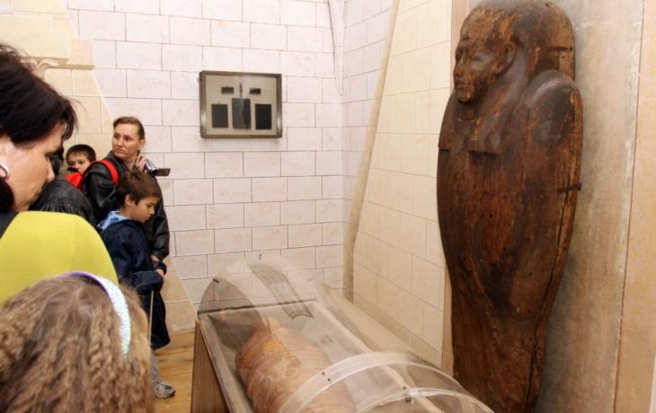 Objev! Nefersobek byl pohřben u Mendésu