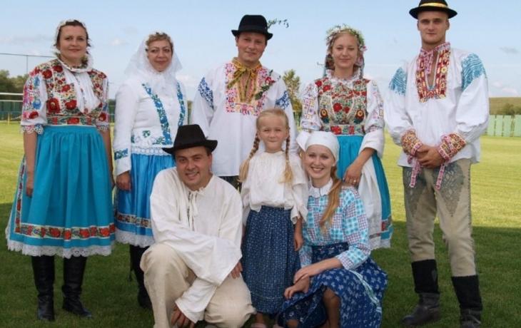 Třetí Folklorní den ve Slavkově