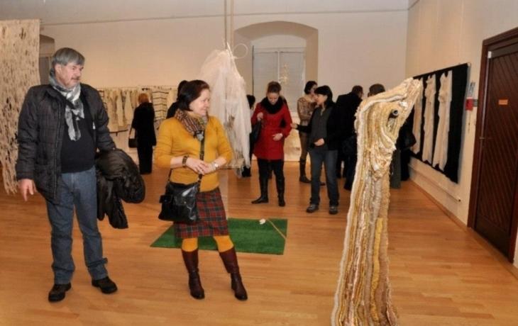 Unikátní přehlídka textilní tvorby