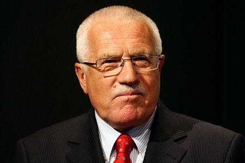 Václav Klaus přijede na Slovácko