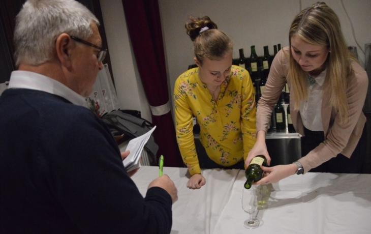Košt nabídl vína z oblastí bývalé monarchie