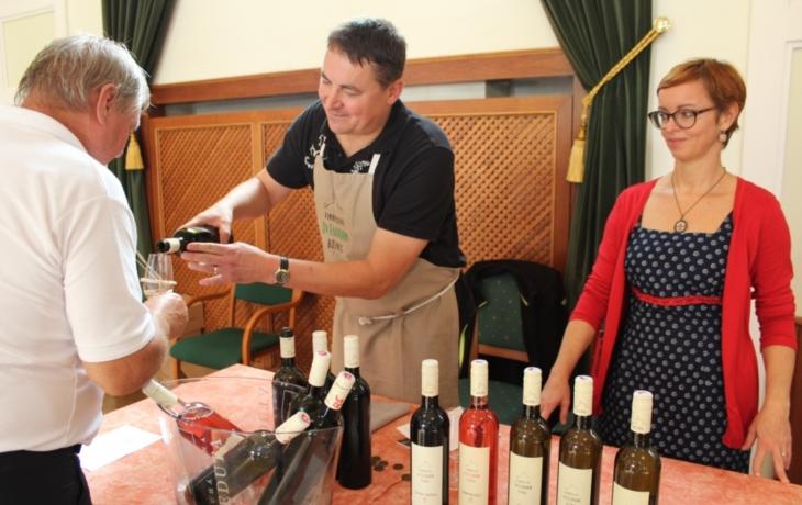 Na výstavu vín do Reduty letos zdarma!
