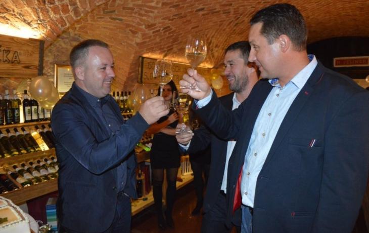 Galerie slováckých vín oslavila šesté narozeniny