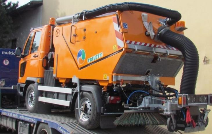 Bánov bude čistit stroj za 3 miliony