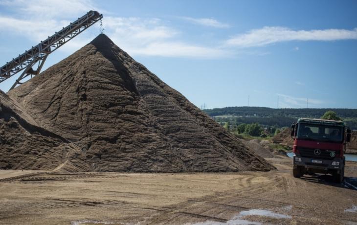 Těžba štěrku je blíž, odpůrci chystají nový spolek