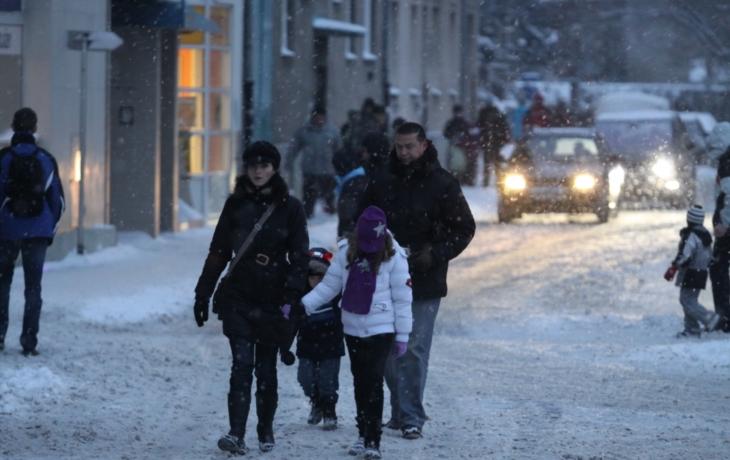 Mráz sevřel Slovácko. Dva lidé umrzli