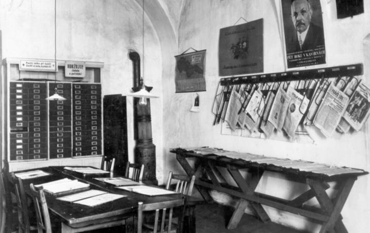 Knihovna v proměnách času III.