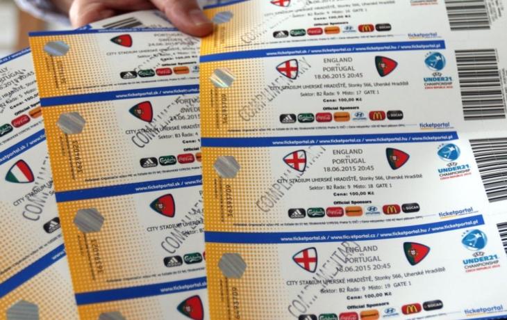 Šťastní majitelé lístků na EURO!
