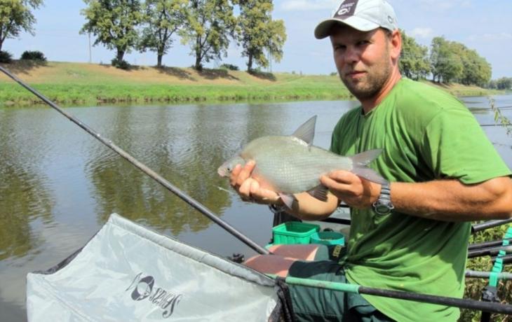 Vítěz chytil přes tisíc ryb
