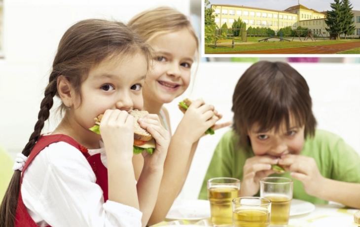 Školní kuchyně měla dětem nabízet i porce ze zbytků jídel!