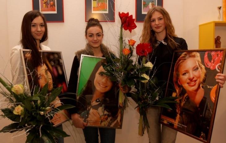 Kráskám kralují holky z Kunovic