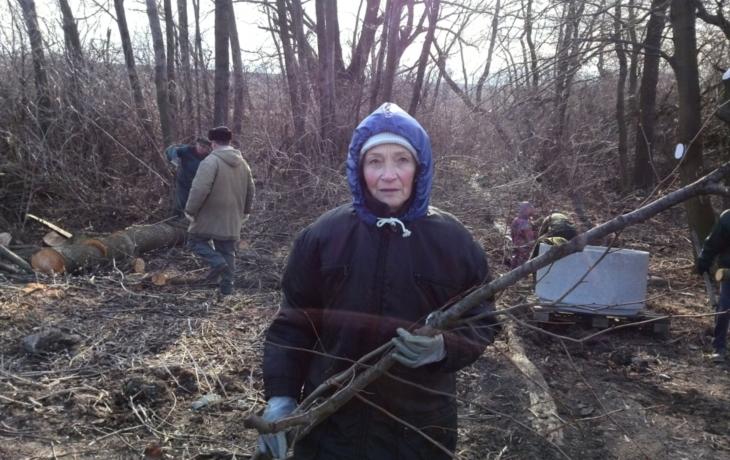 Dobrovolníci vyrazili do Smíchova, zaniklé vesnice