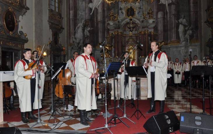Benefiční koncert vynesl 170 tisíc korun