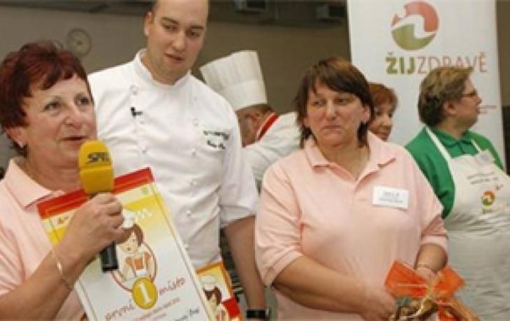 Kuchařky z Výslunívaří nejlépe v republice
