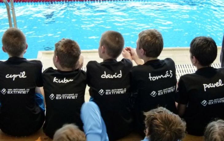 Mladí Broďané plavali na republikovém šampionátu