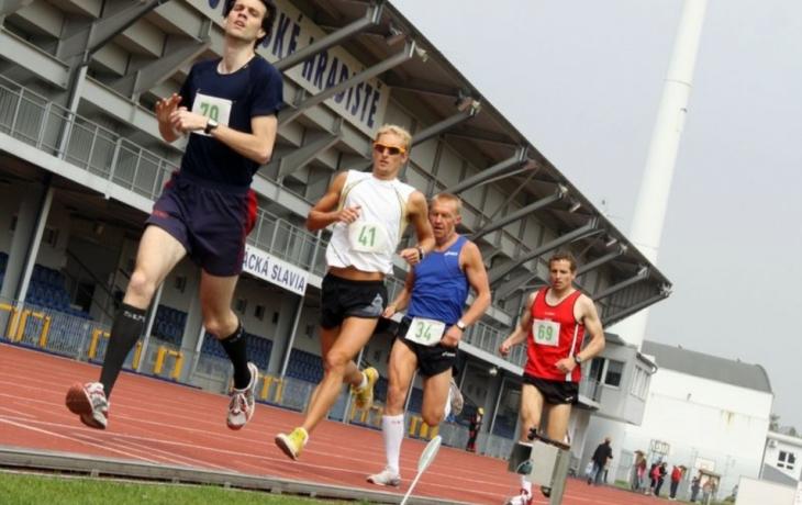 Sprinteři sklízeli úspěchy