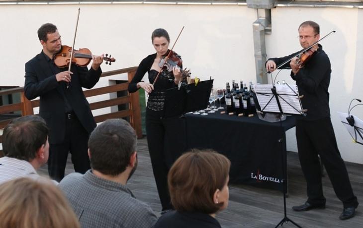 Po opeře přichází koncert a s ním Slovácký komorní orchestr