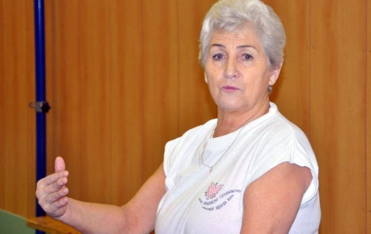 Eva Hýbalová je Trenérkou roku