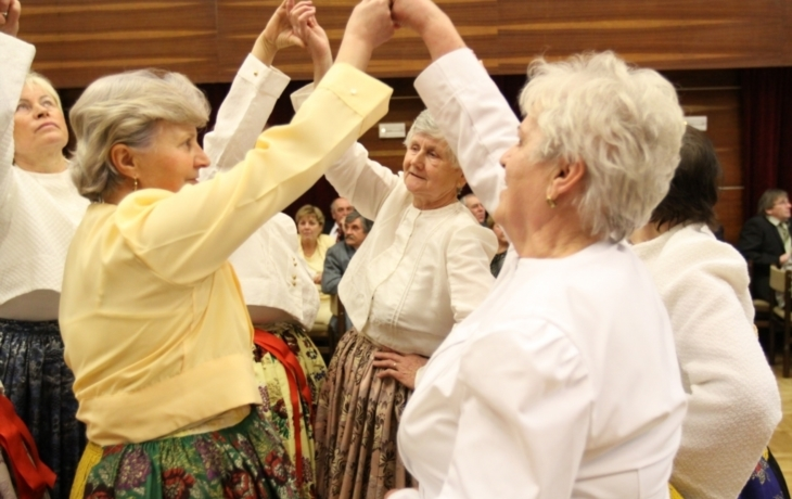 Moravská beseda napříč generacemi