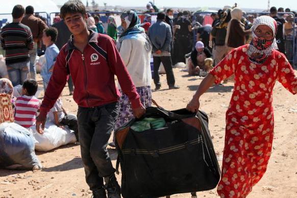 Pomoc Hamé uprchlíkům vzbuzuje obavy