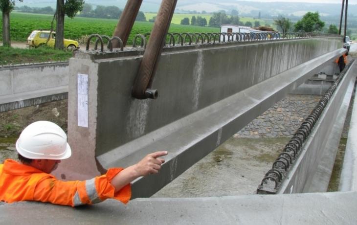 Nový most zvýší bezpečí