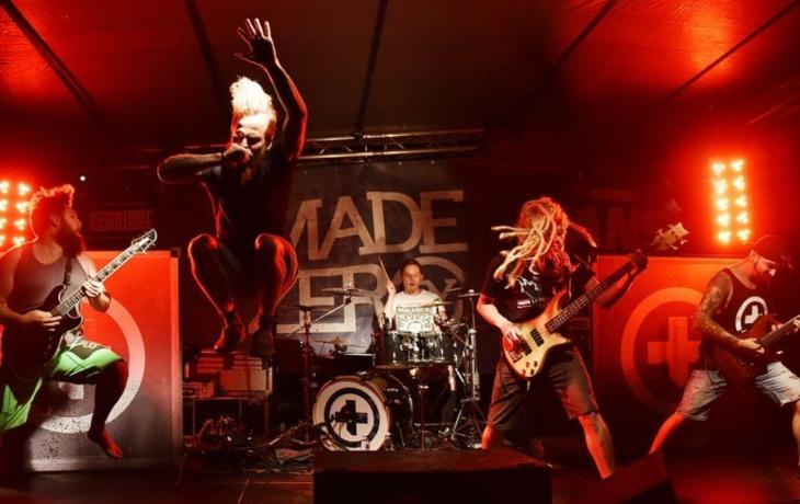 Destructive Session v metalovém rytmu