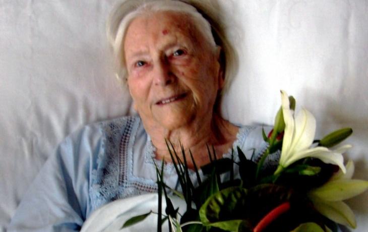Františce Šuchmové je 101