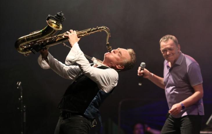 Pohodový koncert gentlemanů UB40