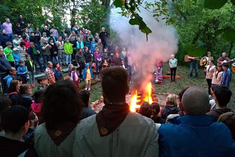 Oslavy skautingu v Uherském Hradišti se přesunují na podzim
