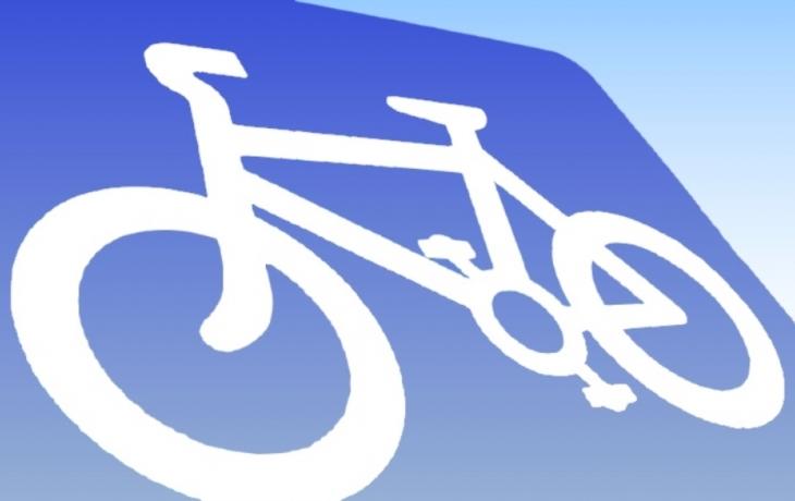 Cyklisté se na nové trase svezou po betonu i asfaltu