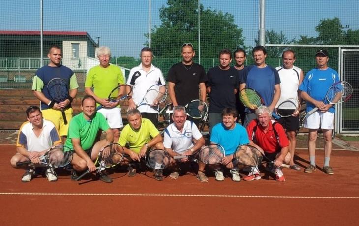 Tenisový pohár do Bojkovic
