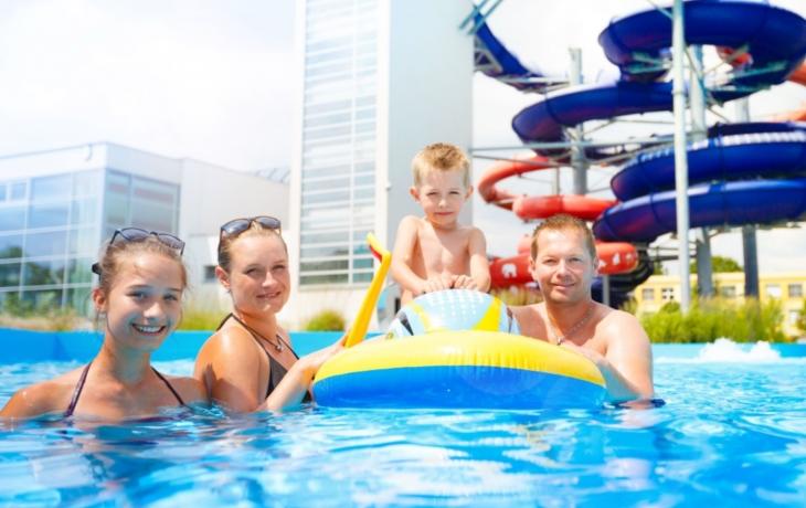 Aquapark hlásí novinky, ale ceny nemění