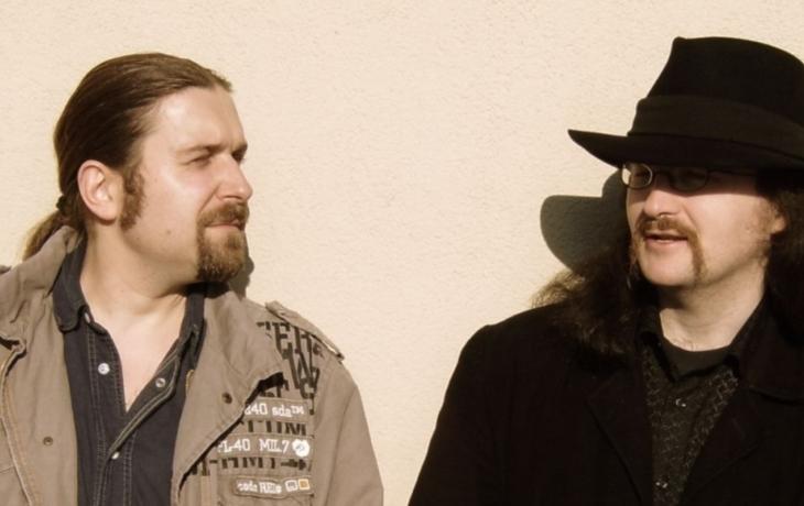 Bluesová špička Trevor Hansbury Duo