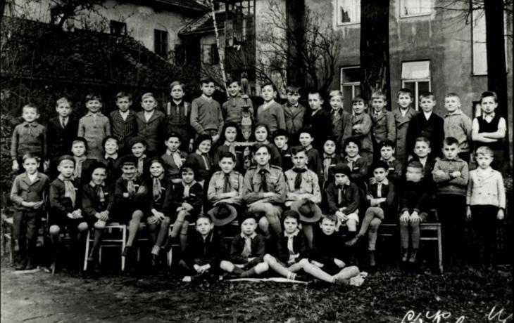 100 let skautingu v Uherském Hradišti