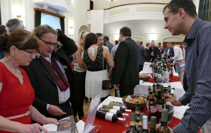 Tichá vína zaznamenala rekordní návštěvnost