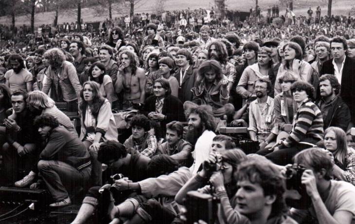 Vzpomínky na bojkovický Woodstock