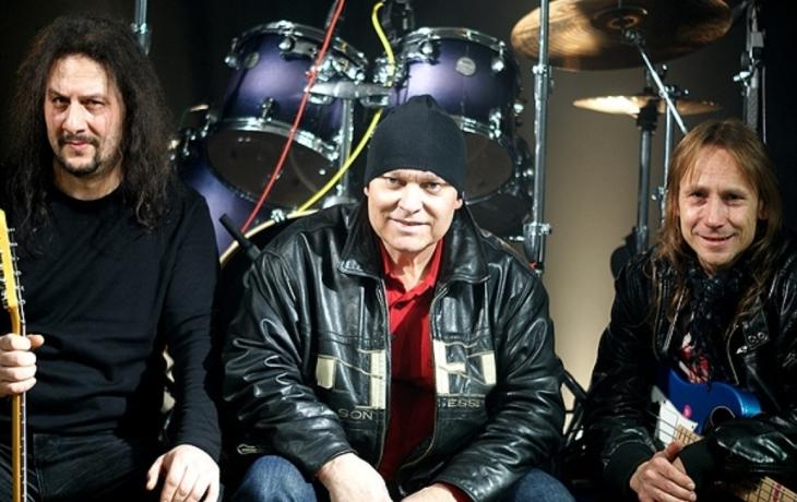 Dvě metalové legendy poprvé na jednom pódiu