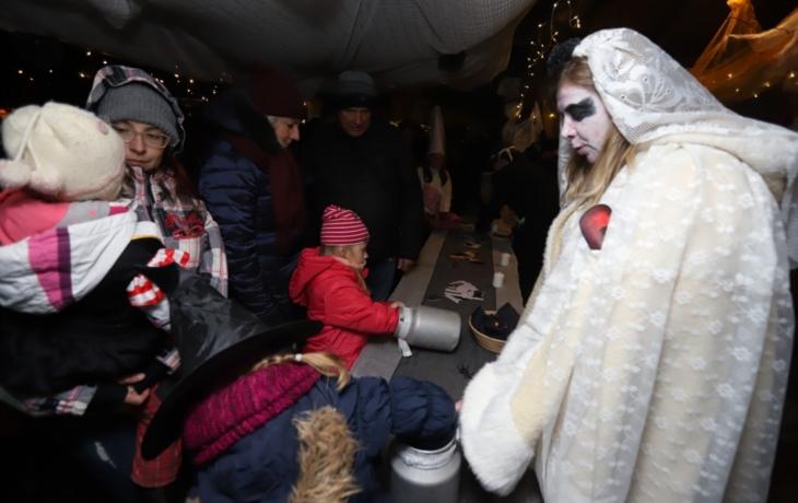 V maskách přišlo 581 dětí, vstup měly zdarma!