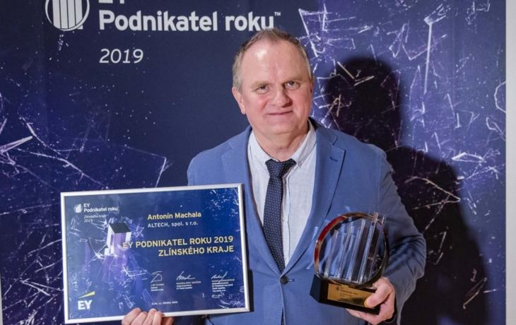 Krajský Podnikatel roku je ze Slovácka