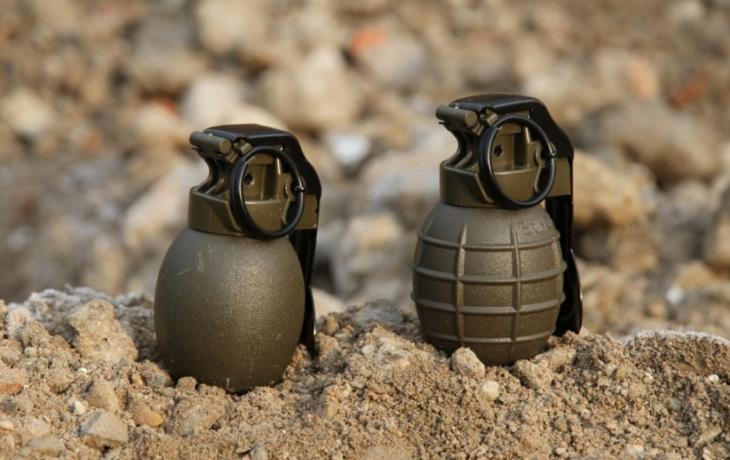 Vojáci dostanou nové granáty. Bouchnou do pěti vteřin