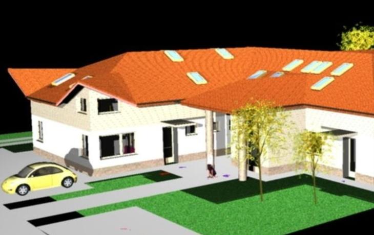 Školka šla k zemi, na jejím místě roste dům se sníženým nájemným