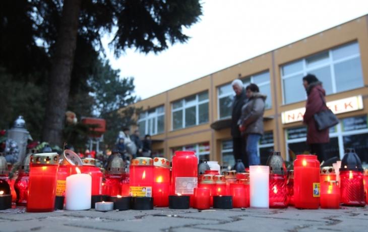 Brod vzpomíná na teror ze 24. února 2015. V restauraci zemřelo osm lidí