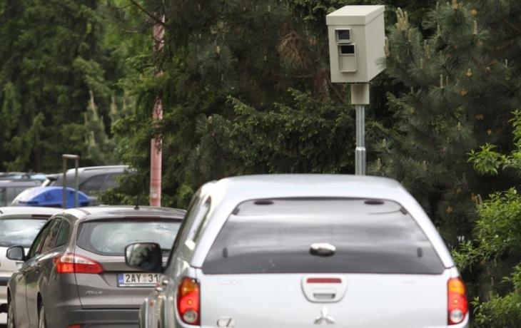 Strážníci v Hradišti mají novou zbraň, mobilní radary