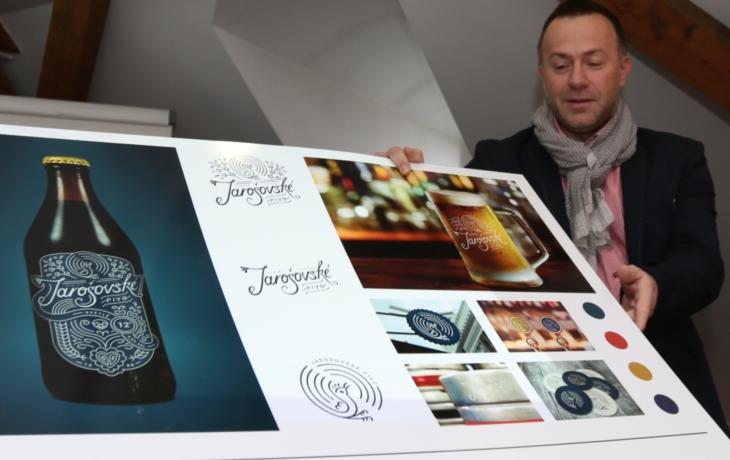 Jarošov chce ročně uvařit na 40 hektolitrů piva!