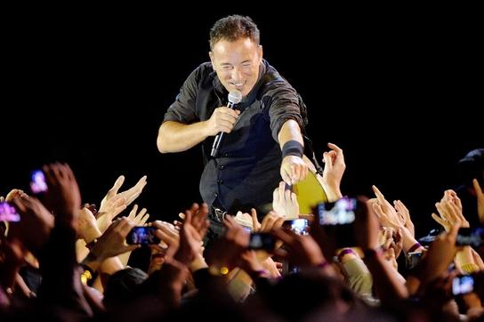 Óda na génia jménem Springsteen