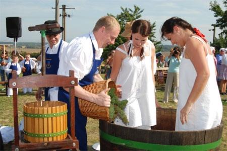 Vinařské řemeslo na Slovácku
