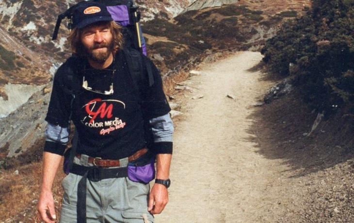 Jeho život vyhasl v Himálaji